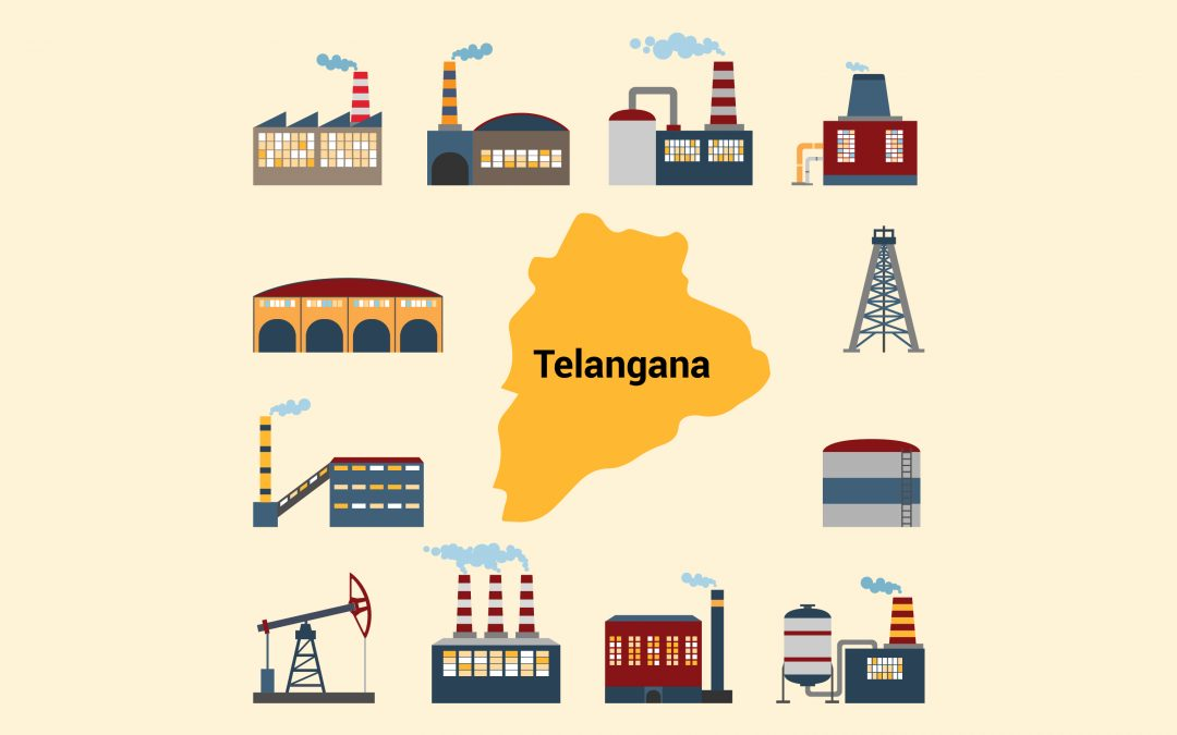 Jobs in India Series #2:  Top 5 Cities for Jobs & Major Industries that Hire in Telangana