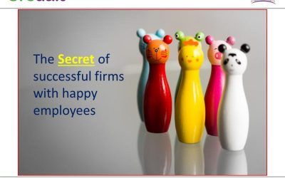 The Secret of successful firms with happy employees