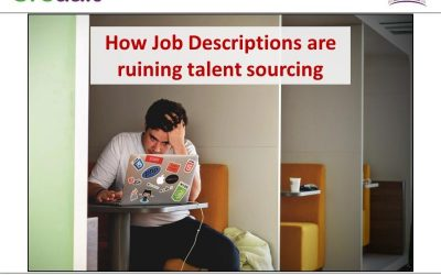 How Job Descriptions are ruining talent sourcing
