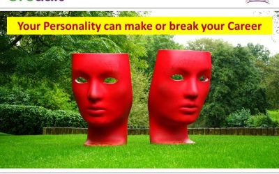 Your personality can make or break your career