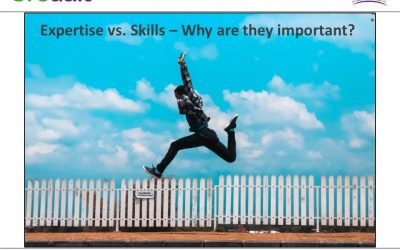 Expertise vs. Skills – Why are they important?