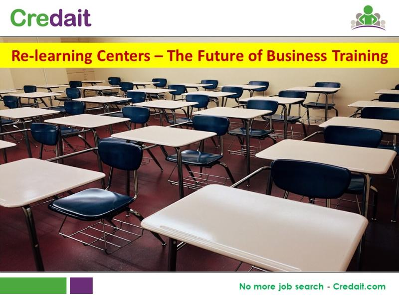 Re-learning Centers – The Future of Business Training