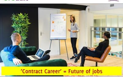 Contract Career = Future of jobs