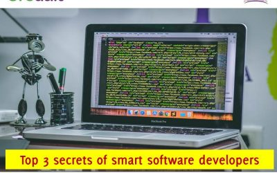 Top 3 secrets of smart software developers