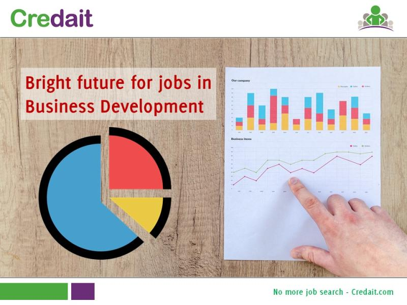 Bright future for jobs in Business Development