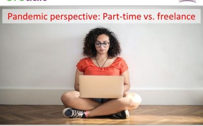 Pandemic perspective: Part-time vs. freelance