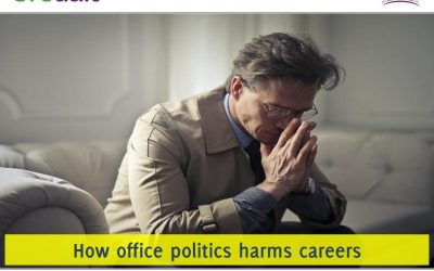 How office politics harms careers