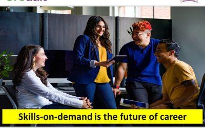 Skills-on-demand is the future of career